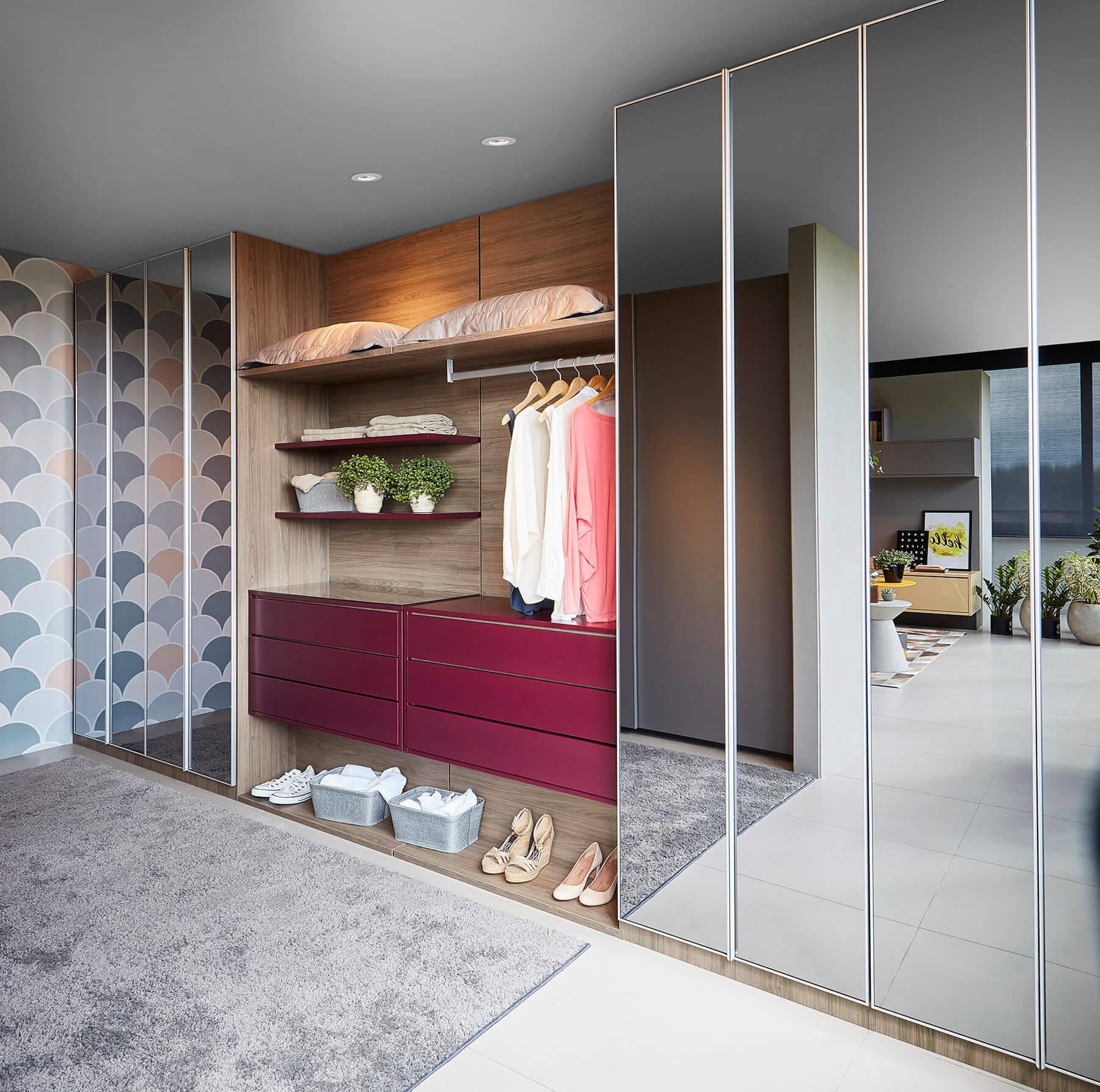 Dormitório planejado New Móveis